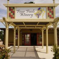 Four Fools Winery exterior