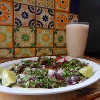 Taqueria Doña Maria delicious plate of tacos