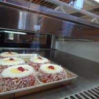 Xinia's Bakery baked goods