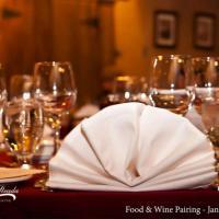 La Strada Wine Pairing